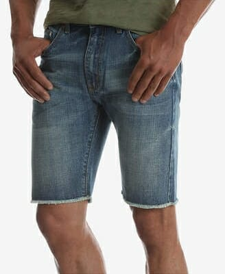 Good example of shorts with no rips.