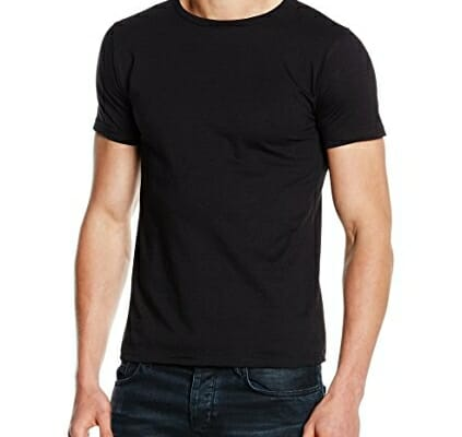Good example of black t shirt