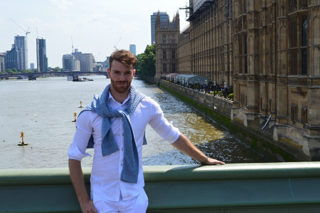 Kieron Premium Photoshoot Westminster Bridge 1