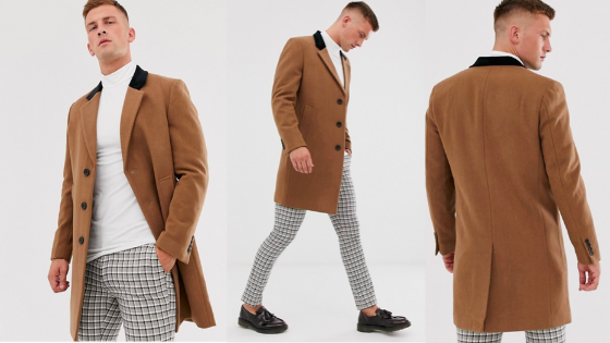 Smart Casual Overcoat