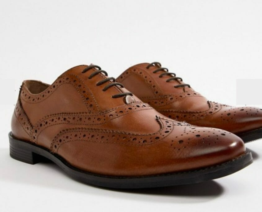 Tan Brogue 2